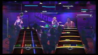 RB3 Custom - Megadeth - Paranoid