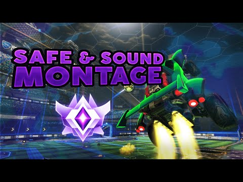 Safe and Sound | Rocket League Montage