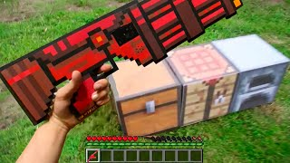 Minecraft in real life MINECRAFT IRL Animation Best realistic minecraft in real life animations mirl