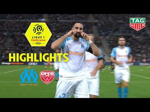 Olympique De Marseille - Dijon FCO ( 2-0 ) - Highlights - (OM - DFCO) / 2018-19