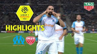 Olympique de Marseille - Dijon FCO ( 2-0 ) - Highlights - (OM - DFCO) / 2018-19