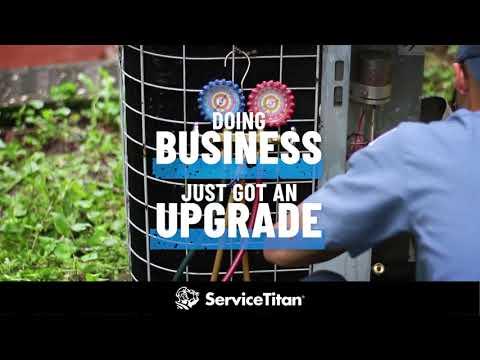 ServiceTitan HVAC Software