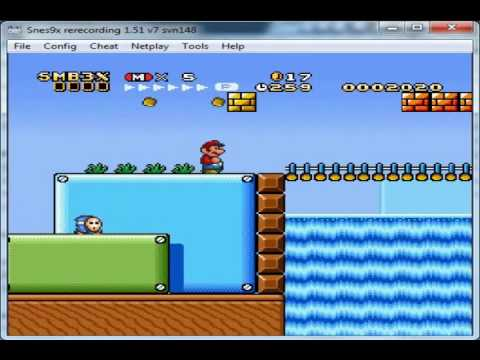 Super Mario Bros  3X Final (SMB3 Hack) [Download Link]