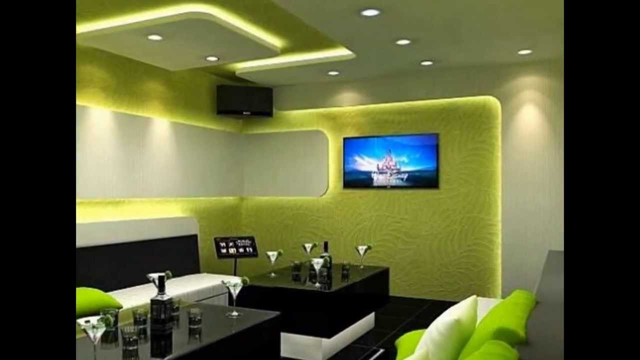 Karaoke Interior Design - YouTube