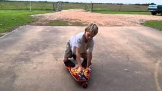 My shark spinner 4-whewl kneeboard