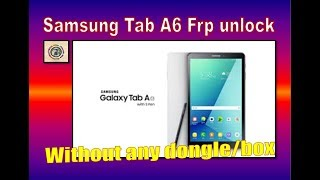 How To Unlock A Samsung Tablet A6