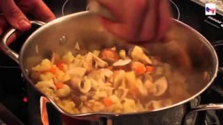 Чехия. Готовим традиционный суп Брамборачка!