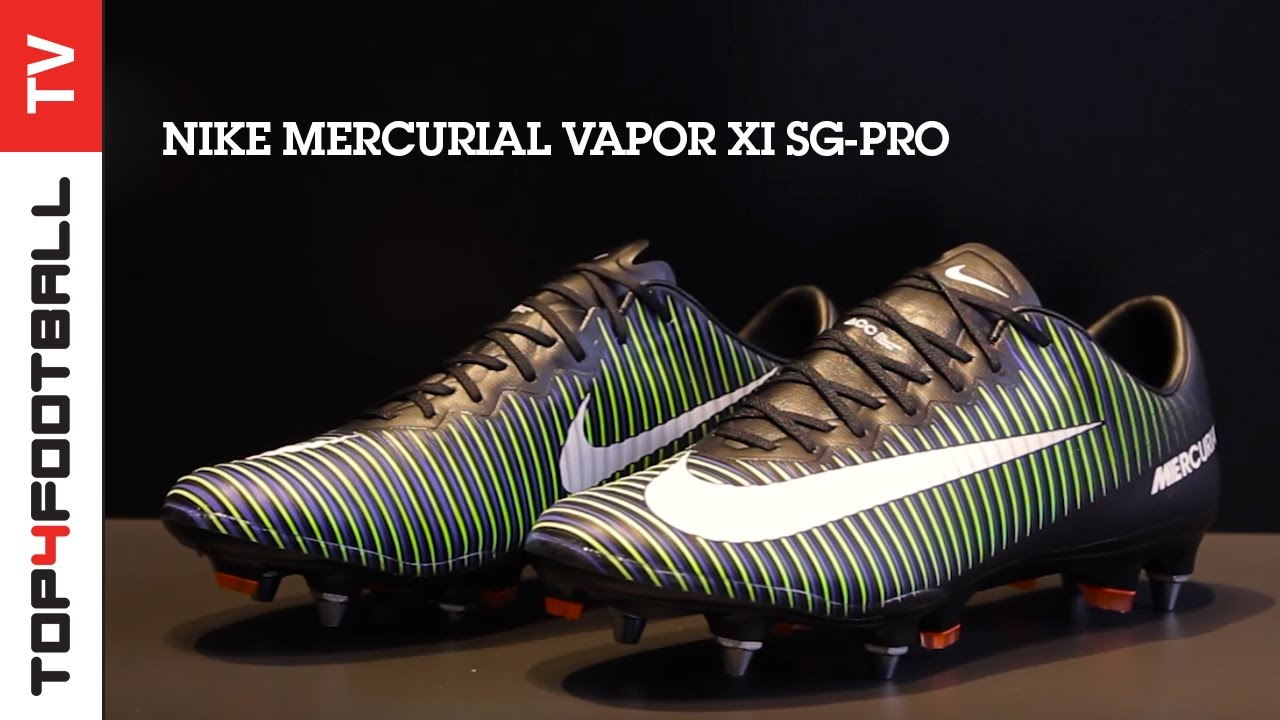 purchase cheap 09255 9e2df TOP4FOOTBALL UNBOXING - Nike Mercurial Vapor XI SG-PRO