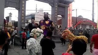 kirab akbar ritual dan budaya ruwat bumi magelang