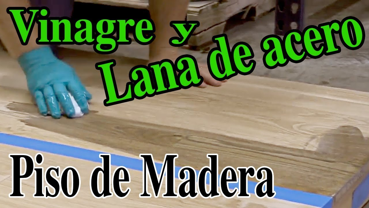 Vinagre para limpiar madera latest hoy with vinagre para - Limpiar parquet con vinagre ...