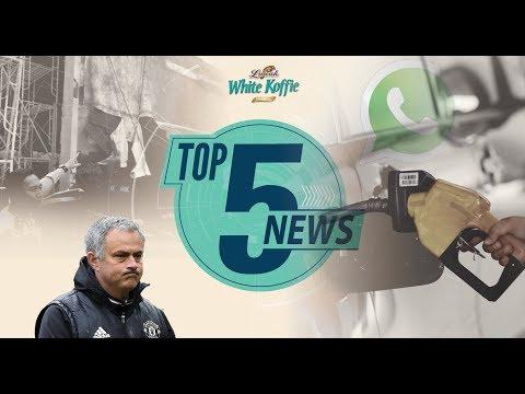 Top 5 News: Harga BBM & Listrik Tak Naik Awal 2018, MU Gagal Kalahkan Burnley
