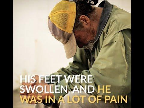 Homeless Man Given New Hope in ER