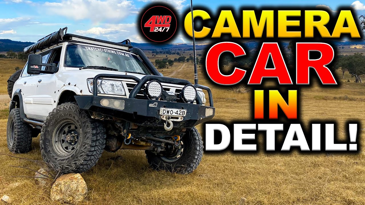 No 4WD is driven harder than this! Behind the scenes on 4WD24/7 + Have a say on what we build next!