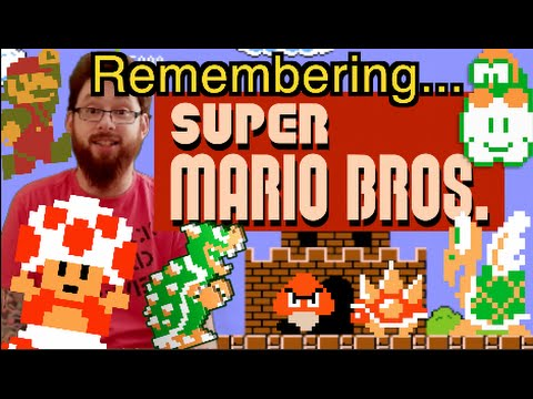 Remembering Super Mario Bros