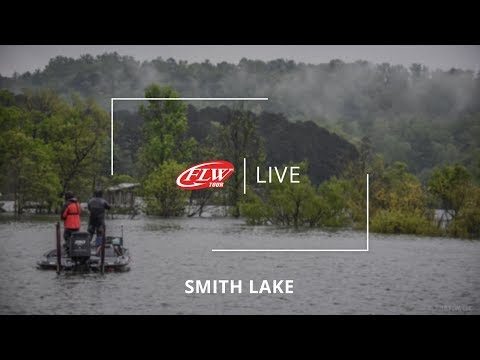 FLW Live Coverage | Smith Lake | Day 3