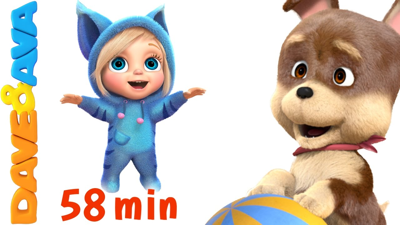 Action Songs For Kids Kids Songs Nursery Rhymes And