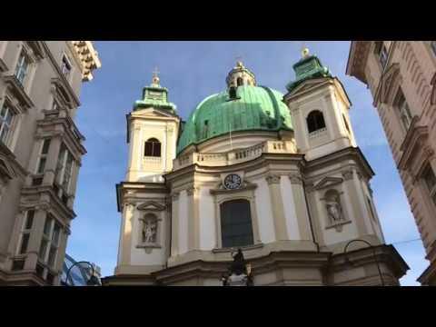 A trip through Vienna, Austria in 2 minutes