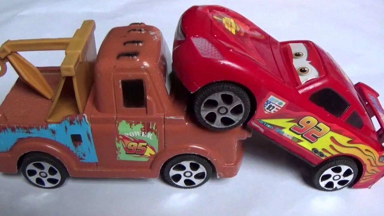 Disney Cars Toys Youtube: Disney Pixar Cars Toys & Cars Toys Nursery Rhymes