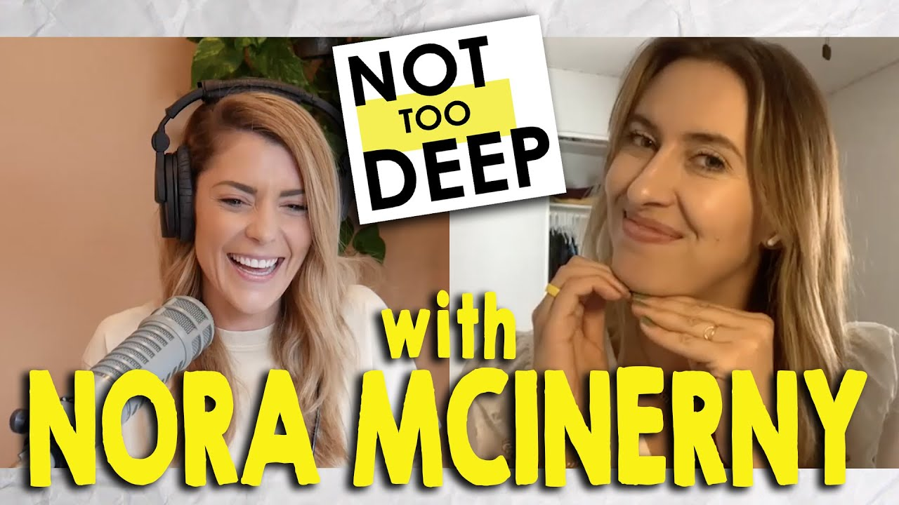 NORA MCINERNY (@NoraBorealis) on #NotTooDeep // Grace Helbig