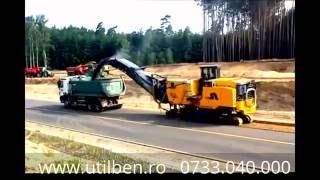 Noi Tehnologii in Constructia de Drumuri Noutati utilaje de constructie a drumurilor