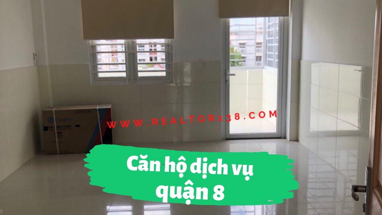 image Cho thuê căn hộ dịch vụ đường Tạ Quang Bửu phường 4 quận 8 giá rẻ
