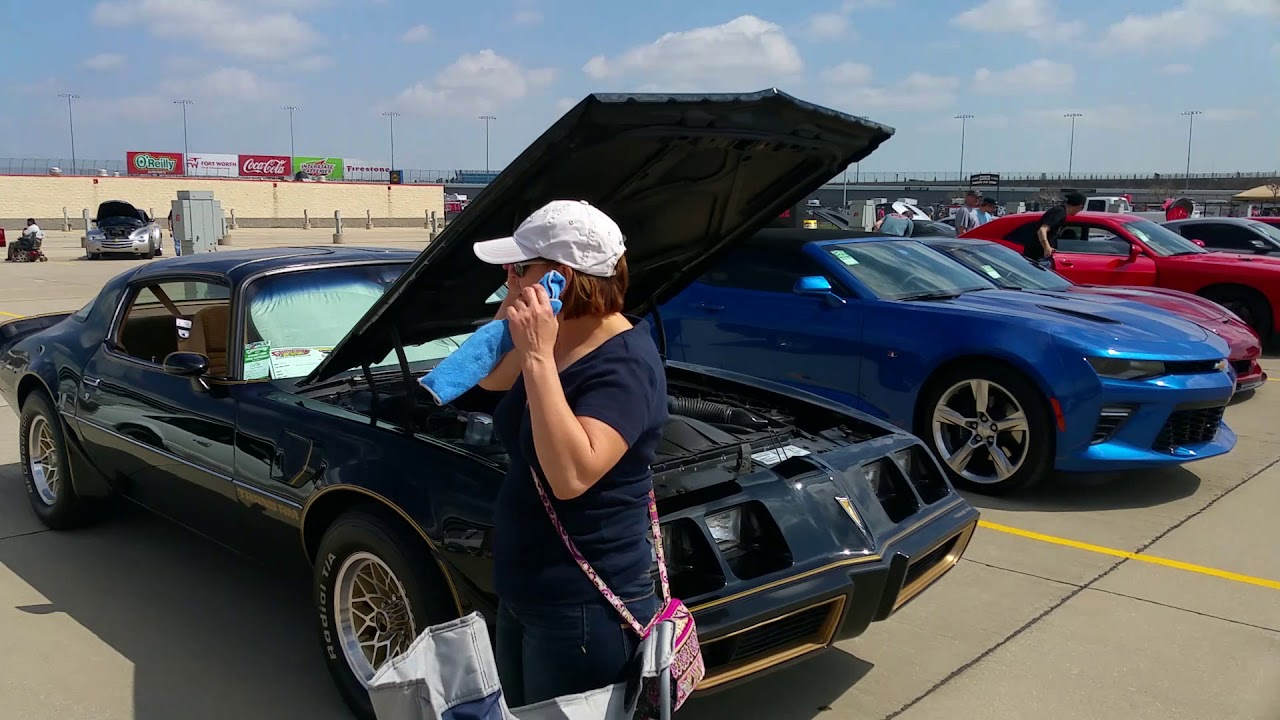 Texas Motor Speedway Car Show Youtube