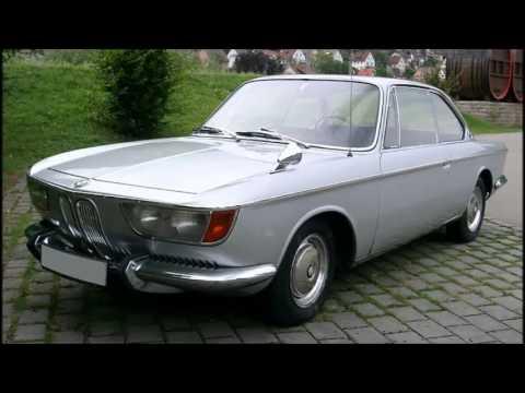 1965 BMW 2000 CS - YouTube