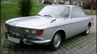1965 BMW 2000 CS