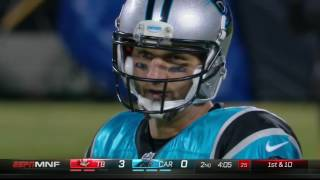 Derek Anderson Picked Off by Daryl Smith! | Buccaneers vs. Panthers | NFL
