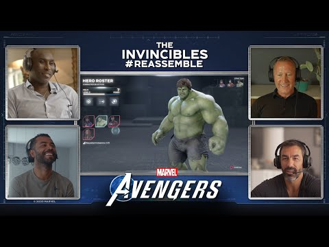 Marvel's Avengers: Invincibles Reassemble