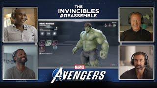 Marvel's Avengers: Invincibles Reassemble