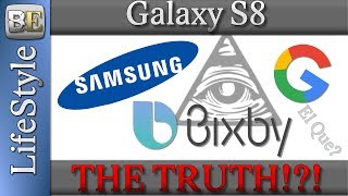 Samsung Galaxy S8 plus and Bixby truth revealed  a rant video