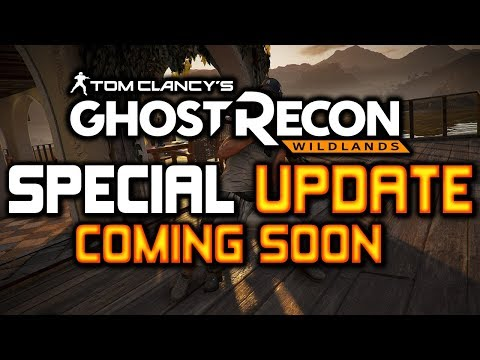 Ghost War Update 4 PATCH NOTES & New Special Update COMING SOON!