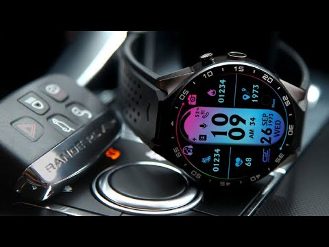 ROLLME S08 watch faces for full Android smartwatches