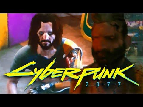 10 Minutes Of Cyberpunk 2077 Bugs...