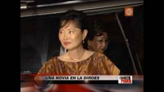 Matrimonio Sachie Fujimori - Cuarto Poder.avi