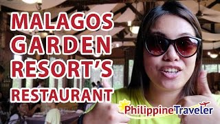 Filipino Buffet at Malagos Garden Restaurant - Davao Restaurant Reviews