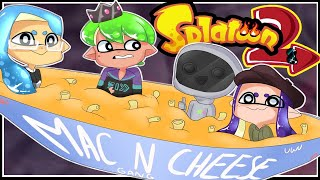 Splatoon 2  | MAC n CHEESE