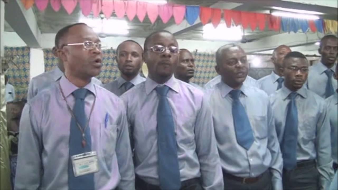EBNM KCC : LA PREDICATION DU PROPHETE DIZOLELE MPUNGU WAFIDUSWA ISAAC