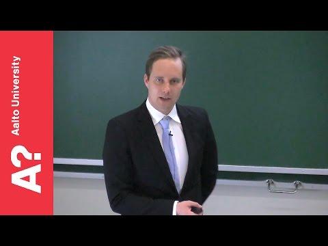 "Antti Oulasvirta: ""Optimizing human-computer interaction"""