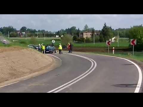 Tragiczny Wypadek Na Trasie Iława - Ostróda