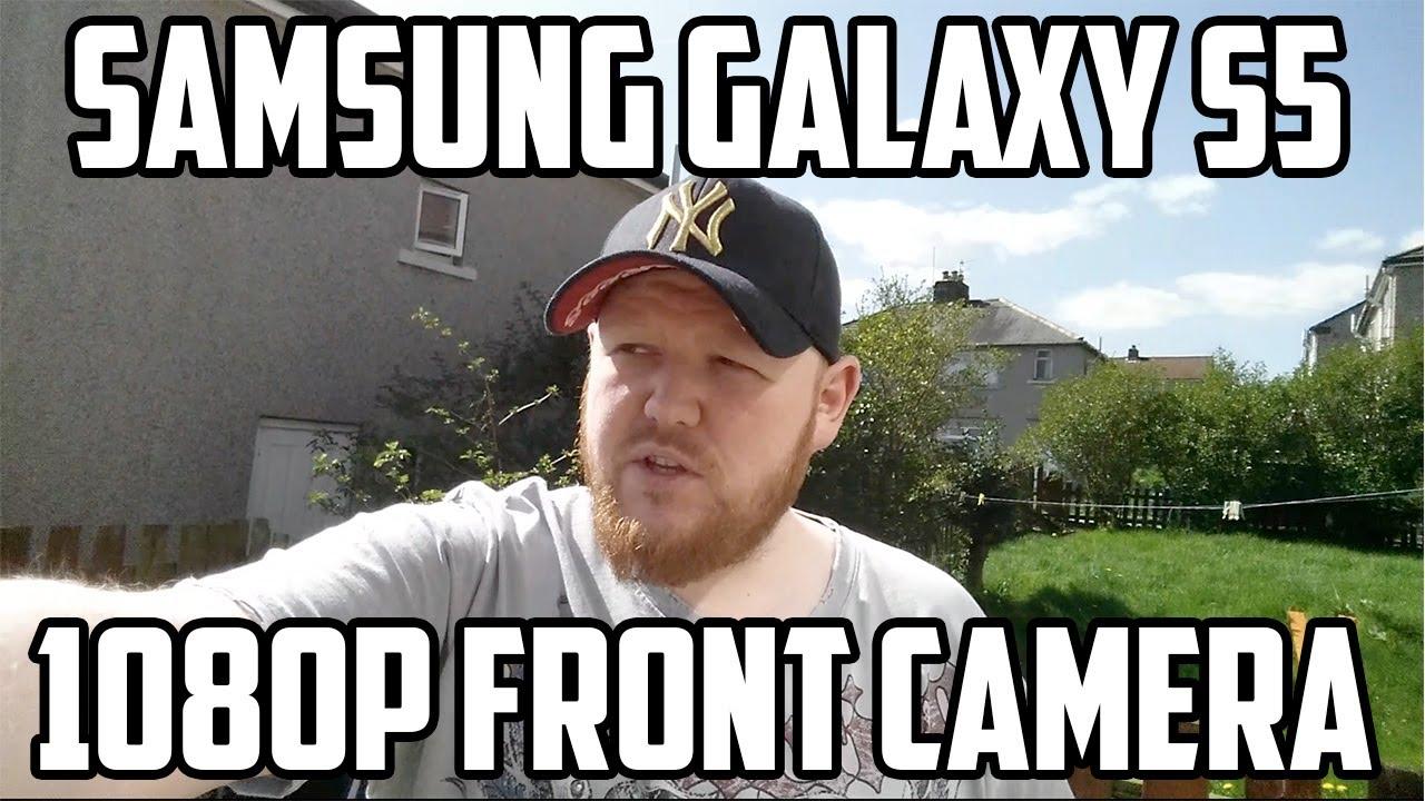 Galaxy s5 1080p 60 fps webcam