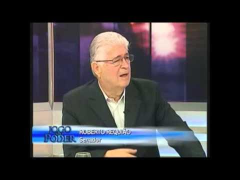 JOGO DO PODER PR - SENADOR ROBERTO REQUIÃO - 30/11/14