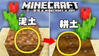Minecraft 1.15 更新:耕土超進化 / ✔ 最新收割機登場!流麥機掰掰~ |一天一麥塊 2019年9月更新 Snapshot 19w37a