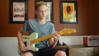 Hillsong Y&F - Falling Into You // Lead Guitar