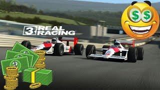 Real Racing 3 V.6.0.0 [MOD] DINHEIRO INFINITO 🎅