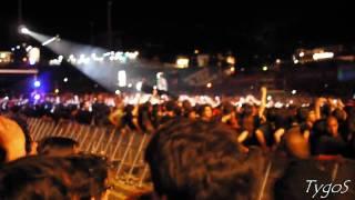 Rammstein - Flake on Boat (Haifisch) - Rock in Rio Lisboa 2010 HD Live Portugal
