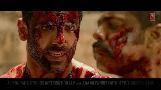 Satyameva Jayate  Best Scene Goosebump Action Scene John Abraham   Manoj Bajpayee