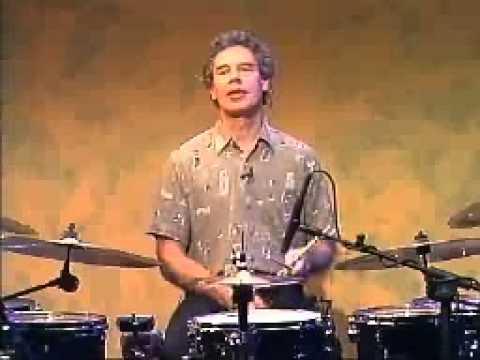 Bill Bruford mini-lesson - Triplicity Rhythm