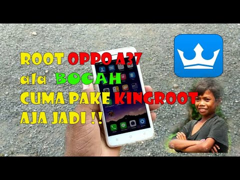 Root Oppo A37/A37F Termudah 100% Done..
